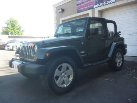 2010 Jeep Wrangler for sale at Pinto Automotive Group in Trenton NJ