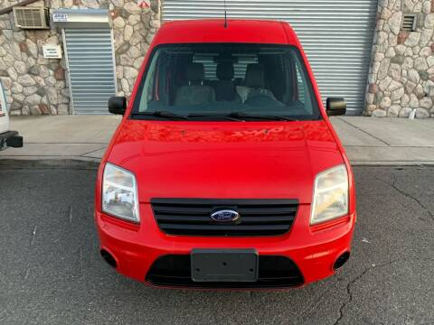 2010 Ford Transit Connect for sale at SUNSHINE AUTO SALES LLC in Paterson NJ