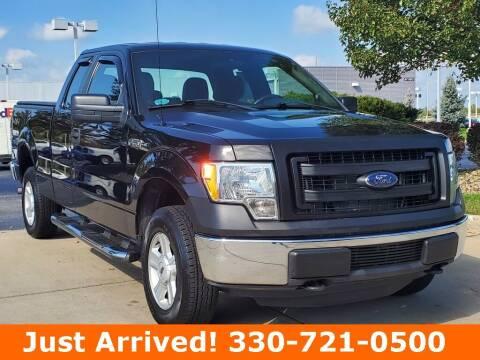 2014 Ford F-150 for sale at Ken Ganley Nissan in Medina OH