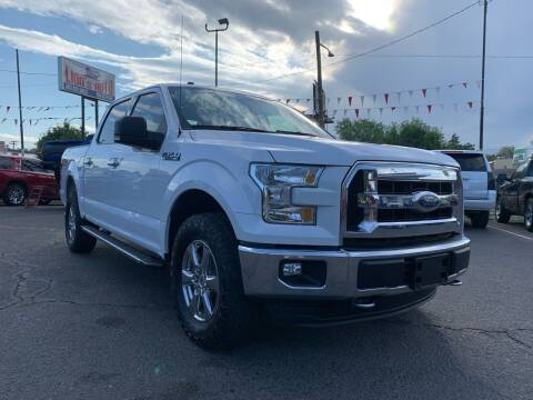 2018 Ford F-150 for sale at Lion's Auto INC in Denver CO