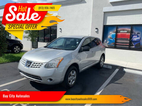 2009 Nissan Rogue for sale at Bay City Autosales in Tampa FL