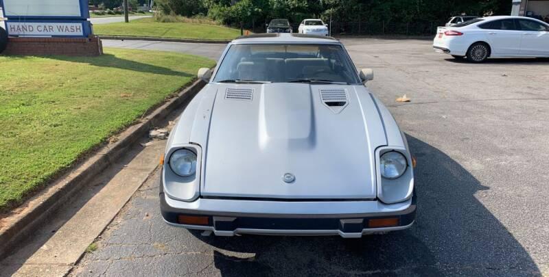 1982 Datsun 280ZX for sale at BRAVA AUTO BROKERS LLC in Clarkston GA