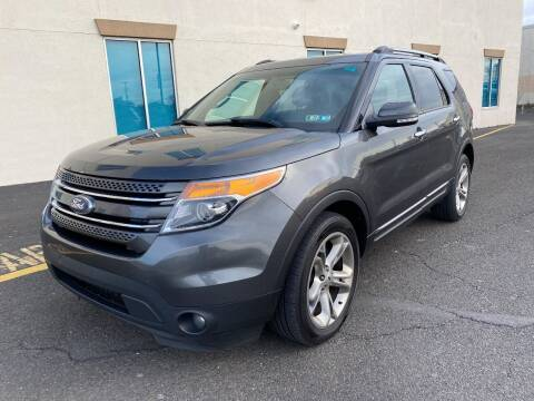 2015 Ford Explorer for sale at CAR SPOT INC in Philadelphia PA
