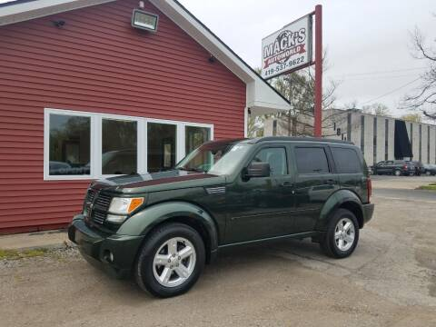 2010 Dodge Nitro for sale at Mack's Autoworld in Toledo OH