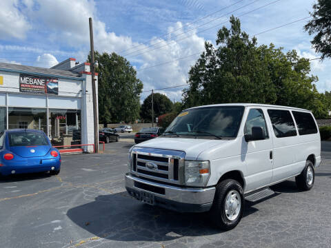 2008 Ford E-Series Wagon for sale at Mebane Auto Trading in Mebane NC