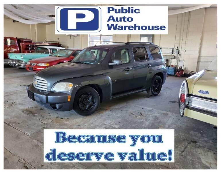 2010 Chevrolet HHR for sale at Public Auto Warehouse in Pekin IL