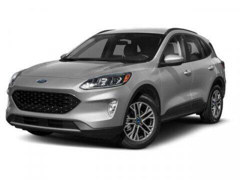 2021 Ford Escape for sale at Hawk Ford of St. Charles in Saint Charles IL