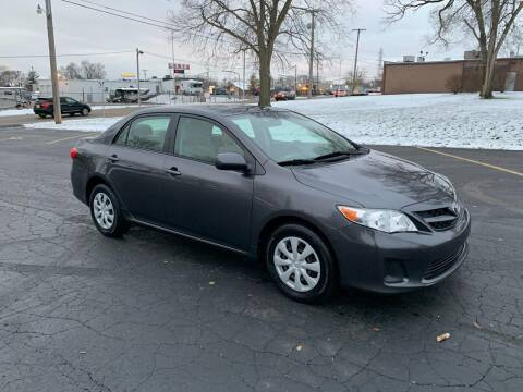 2011 Toyota Corolla for sale at Dittmar Auto Dealer LLC in Dayton OH