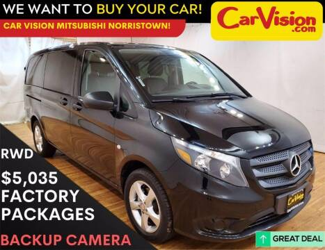 2017 Mercedes-Benz Metris for sale at Car Vision Mitsubishi Norristown in Trooper PA