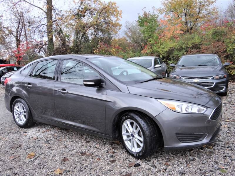 2016 Ford Focus for sale at Premier Auto & Parts in Elyria OH