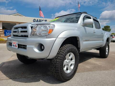 2009 Toyota Tacoma for sale at Gary's Auto Sales in Sneads NC
