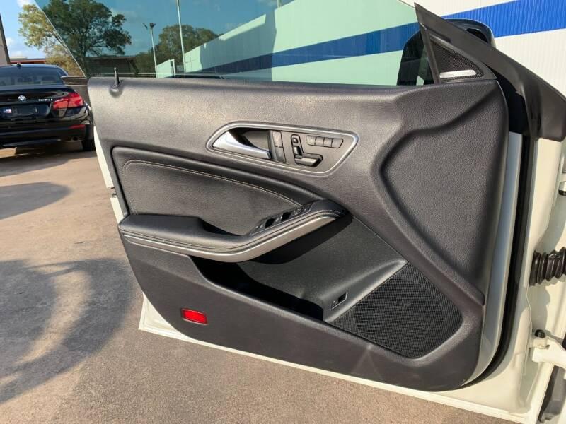 2014 Mercedes-Benz CLA CLA 250 4dr Sedan - Houston TX