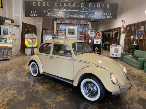 1965 Volkswagen Beetle Custom Bug for sale at Cool Classic Rides in Redmond OR
