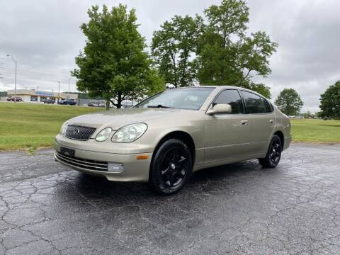 2002 Lexus GS 300 for sale at Moundbuilders Motor Group in Heath OH