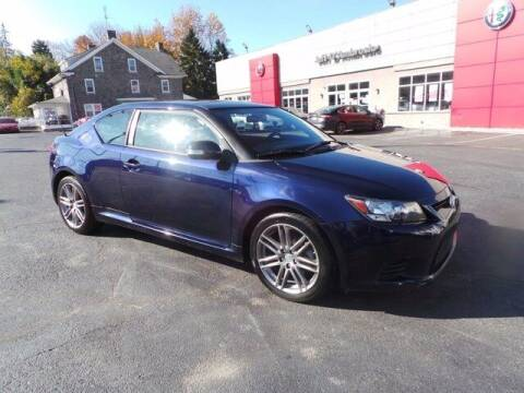 2013 Scion tC for sale at Jeff D'Ambrosio Auto Group in Downingtown PA