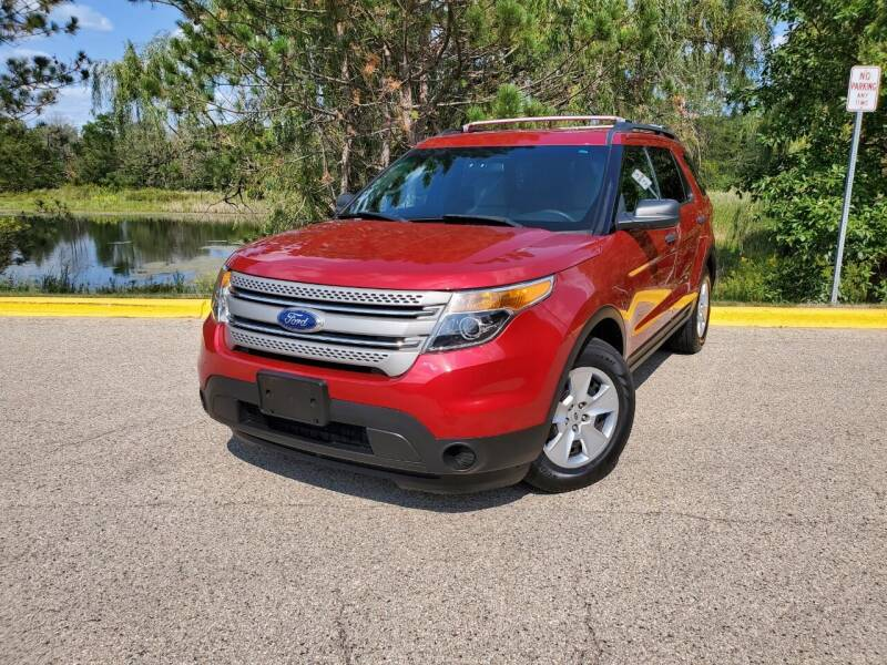 2012 Ford Explorer for sale at Excalibur Auto Sales in Palatine IL