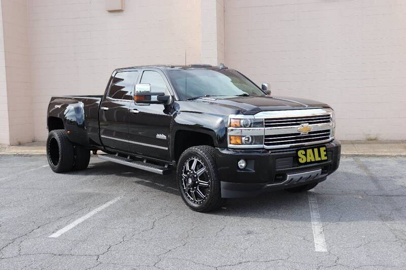 2016 Chevrolet Silverado 3500HD for sale at El Patron Trucks in Norcross GA