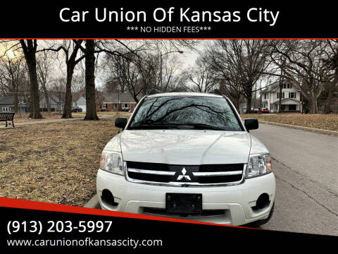 2008 Mitsubishi Endeavor for sale at Car Union Of Kansas City in Kansas City MO