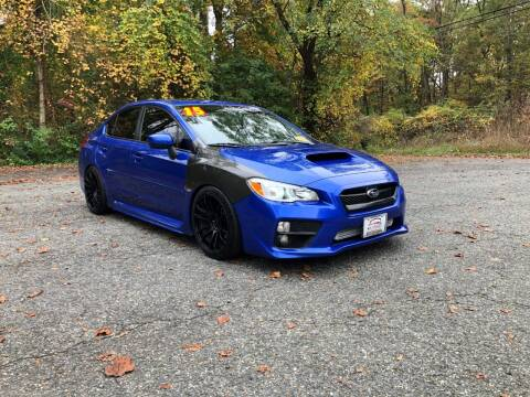 2015 Subaru WRX for sale at 4Auto Sales, Inc. in Fredericksburg VA