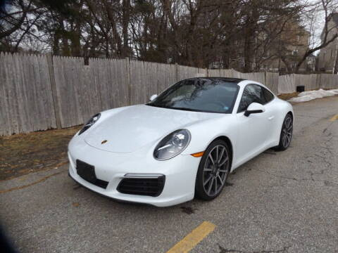 2018 Porsche 911 for sale at Wayland Automotive in Wayland MA