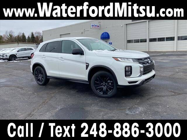 2021 Mitsubishi Outlander Sport for sale in Waterford, MI