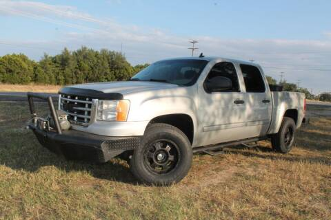 2010 GMC Sierra 1500 for sale at Elite Car Care & Sales in Spicewood TX