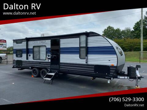 2021 Forest River Grey Wolf 26DJSE for sale at Dalton RV in Dalton GA