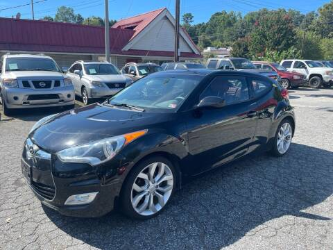 2012 Hyundai Veloster for sale at Car Online in Roswell GA