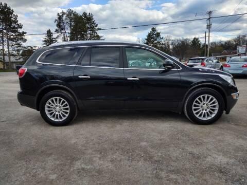 2012 Buick Enclave for sale at Hilltop Auto in Prescott MI