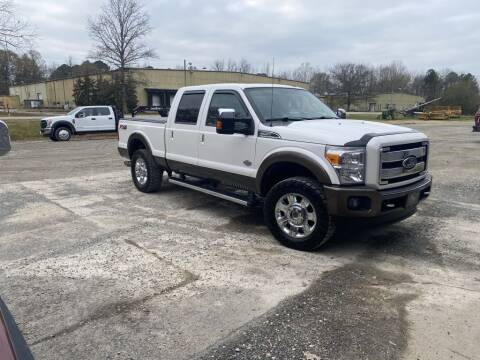 2016 Ford F-250 Super Duty for sale at GKF Sales in Jackson TN