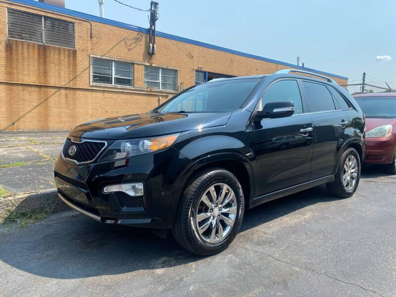 2013 Kia Sorento for sale at Abrams Automotive Inc in Cincinnati OH