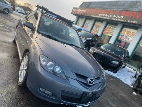 2007 Mazda MAZDA3 for sale at Washington Auto Group in Waukegan IL