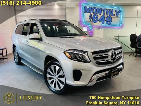 2017 Mercedes-Benz GLS for sale at LUXURY MOTOR CLUB in Franklin Square NY