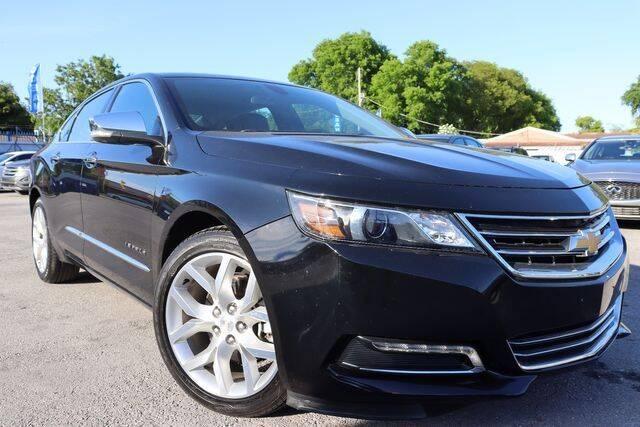 2020 Chevrolet Impala for sale at OCEAN AUTO SALES in Miami FL