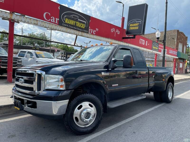 2005 Ford F-350 Super Duty for sale at Manny Trucks in Chicago IL