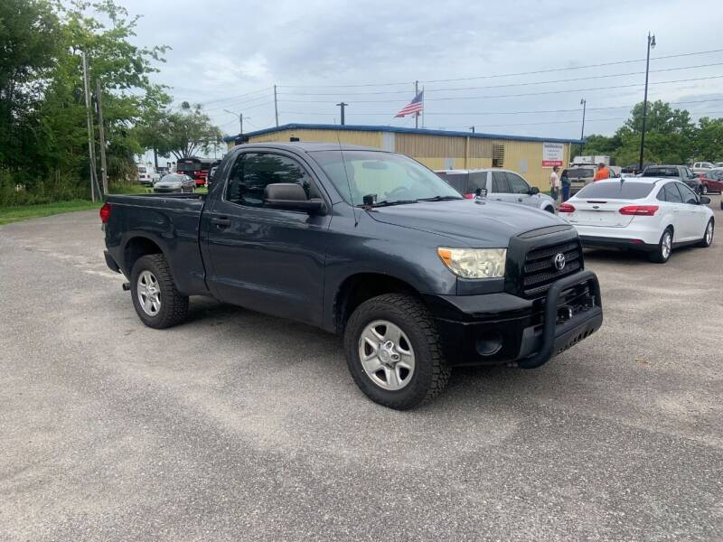 2007 Toyota Tundra for sale at Sensible Choice Auto Sales, Inc. in Longwood FL