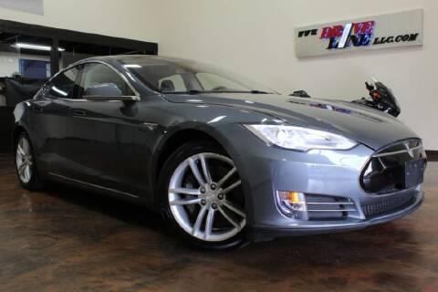 2014 Tesla Model S for sale at Driveline LLC in Jacksonville FL
