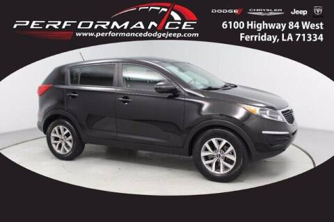2016 Kia Sportage for sale at Performance Dodge Chrysler Jeep in Ferriday LA