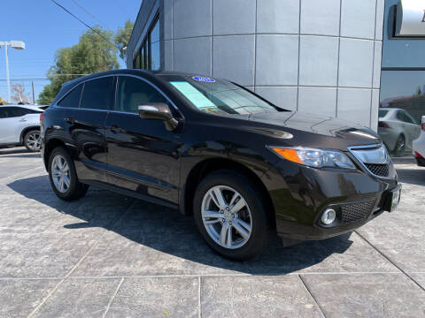 2015 Acura RDX for sale at Berge Auto in Orem UT
