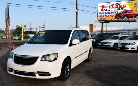 2015 Chrysler Town and Country for sale at 1st Class Motors in Phoenix AZ