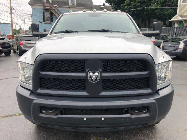 2016 RAM Ram Pickup 3500 for sale at NEW ENGLAND AUTO MALL in Lowell MA
