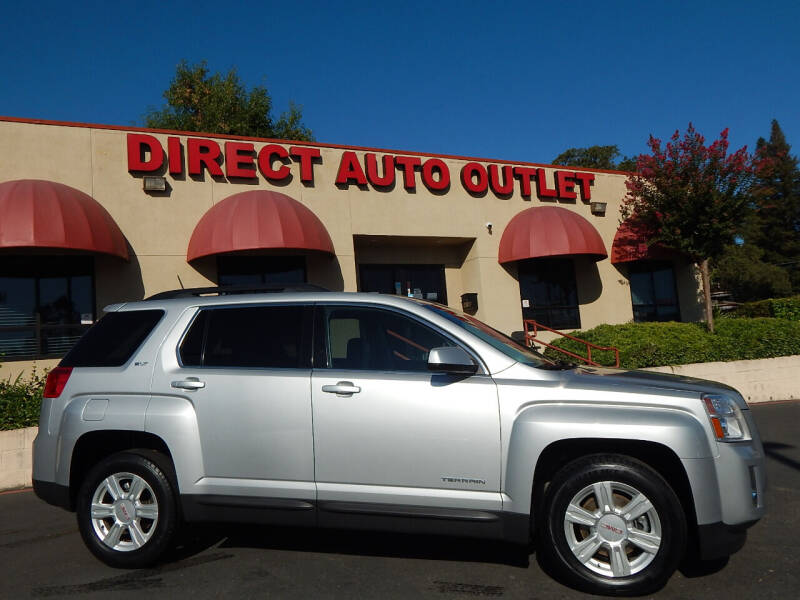 2015 GMC Terrain for sale at Direct Auto Outlet LLC in Fair Oaks CA