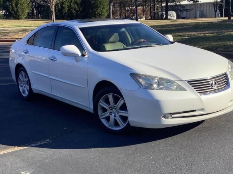 2007 Lexus ES 350 for sale at Twins Motors in Charlotte NC