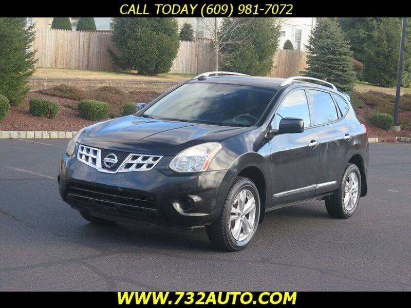 2013 Nissan Rogue for sale at Absolute Auto Solutions in Hamilton NJ