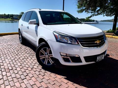 2016 Chevrolet Traverse for sale at PUTNAM AUTO SALES INC in Marietta OH