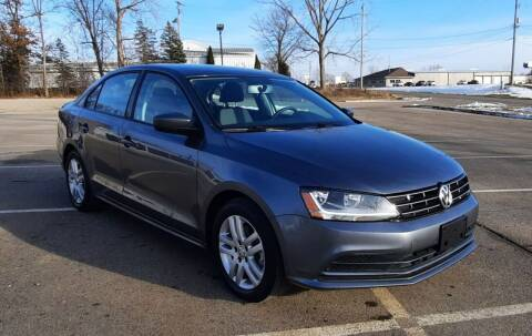 2018 Volkswagen Jetta for sale at J & J Used Auto in Jackson MI
