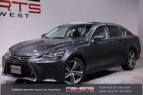 2017 Lexus GS 350 for sale at Fishers Imports in Fishers IN