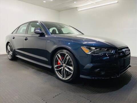 2018 Audi S6 for sale at Champagne Motor Car Company in Willimantic CT