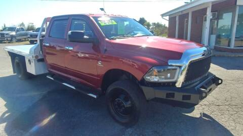 2015 RAM Ram Chassis 3500 for sale at AutoBoss PRE-OWNED SALES in Saint Clairsville OH