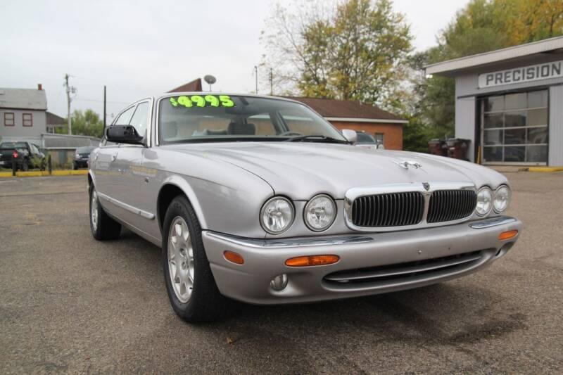 2002 Jaguar XJ-Series for sale at Precision Motor Company LLC in Cincinnati OH
